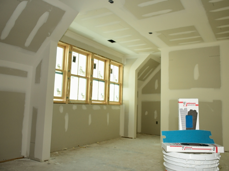 drywall sandpaper